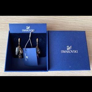 Swarovski Earrings - Opened New